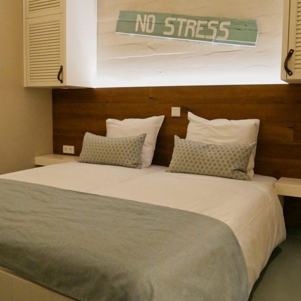 Slaapkamer klein formaat